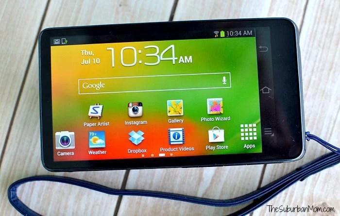 Samsung Galaxy EK-GC110 Android Camera