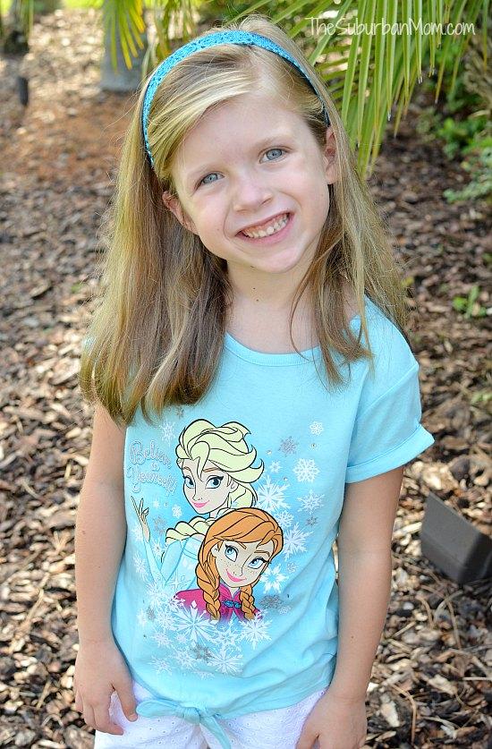Frozen Anna Elsa Shirt Jumping Beans