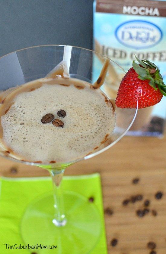 International Delight Martini