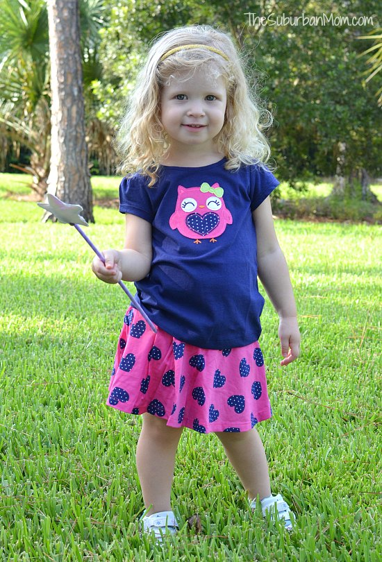 Jumping Beans Owl Outfit