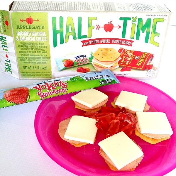 Applegate HALF TIME Annie's Lunch
