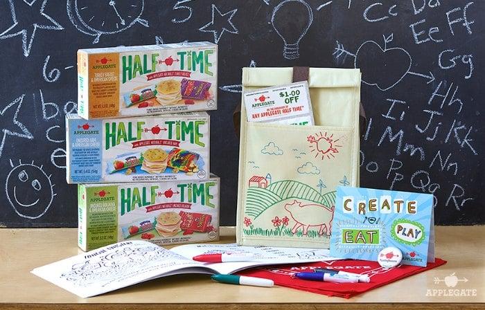 Applegate Half Time Lunch Prize