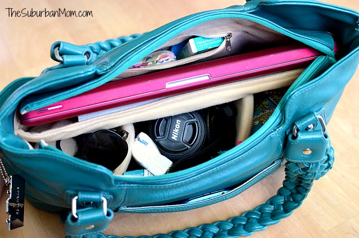 Epiphanie Clover Laptop Camera Bag