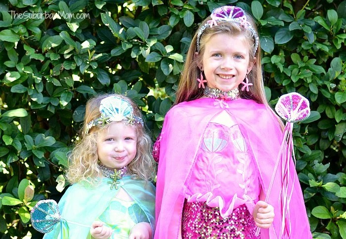 Sister Costume Ideas Mermaids