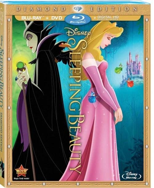 Sleeping Beauty Blu-Ray DVD Combo