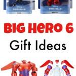 Big Hero 6 Gift Ideas