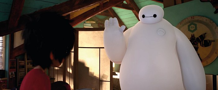 Big Hero 6 Hi I am Baymax