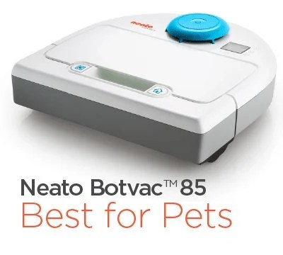 Neato Botvac 85 Best for Pets