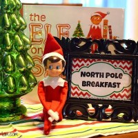 Elf On The Shelf Breakfast Ideas: Printable Letter & Christmas PJs