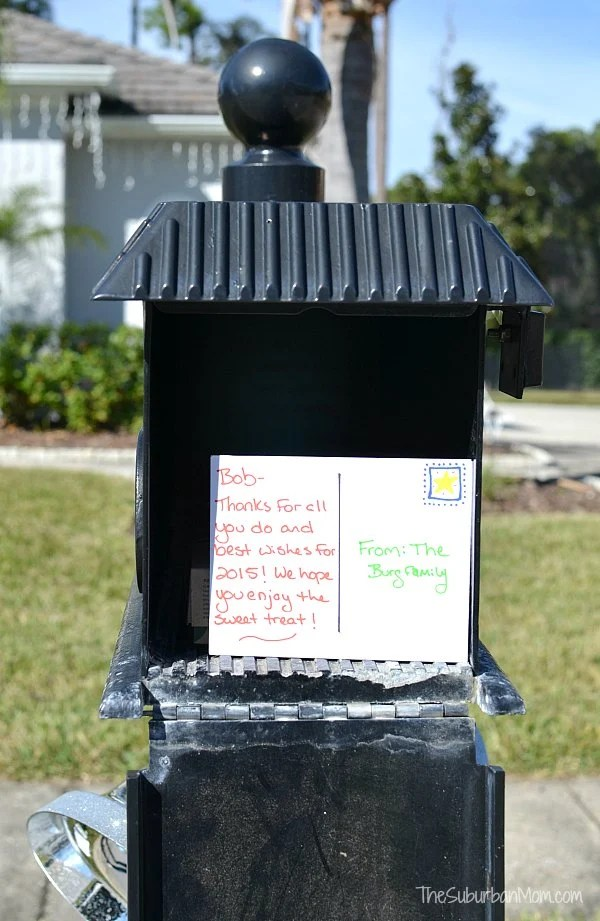 Easy Idea For Mailman Gifts TheSuburbanMom