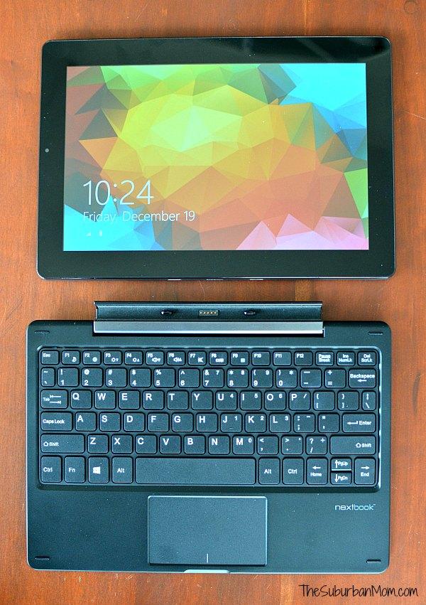 Nextbook Tablet Detachable Keyboard