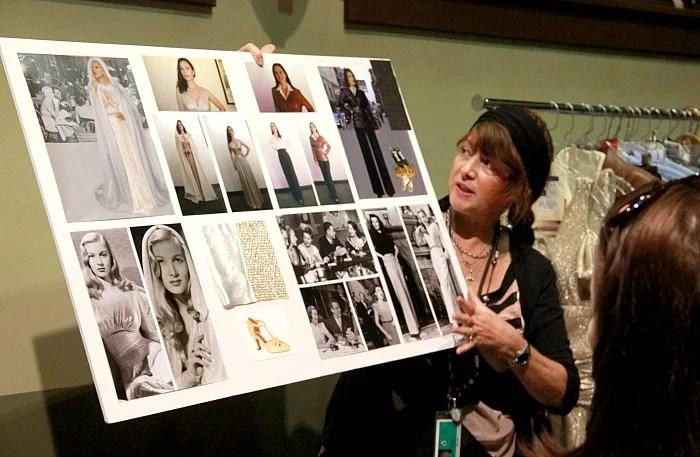 Gigi Melton Agent Carter Costume Designer
