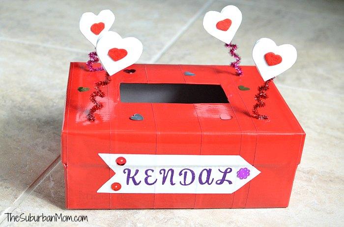 Classoom Valentines Box