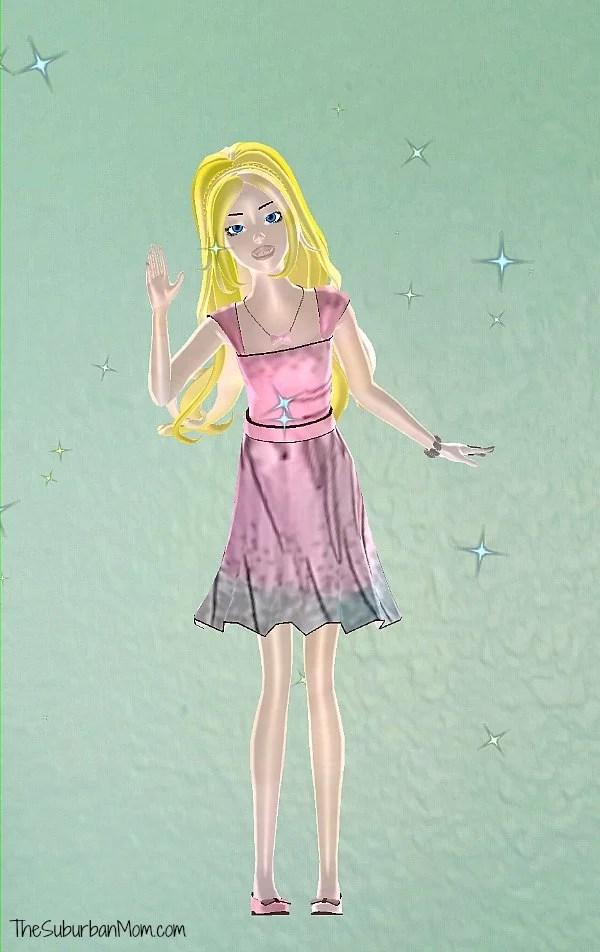 Crayola Color Alive Barbie Review
