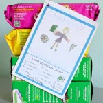 Girl Scout Cookies Thank You Notes Free Printable