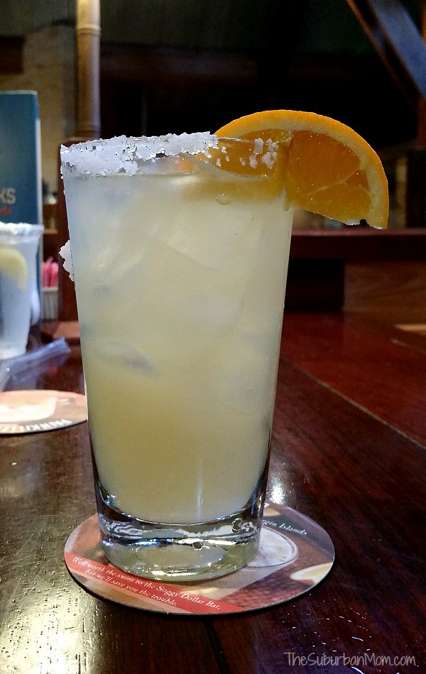 Bahama Breeze Margarita