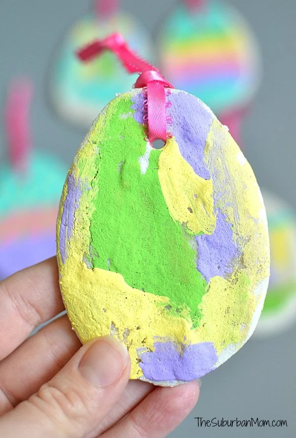 Easy Kids Easter Craft