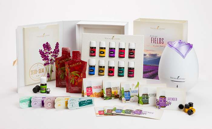 New Young Living Starter Kit