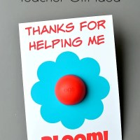 EOS Lip Balm Teacher Appreciation Gift Printable