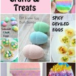 Favorite Easter Crafts, Activities and Treats