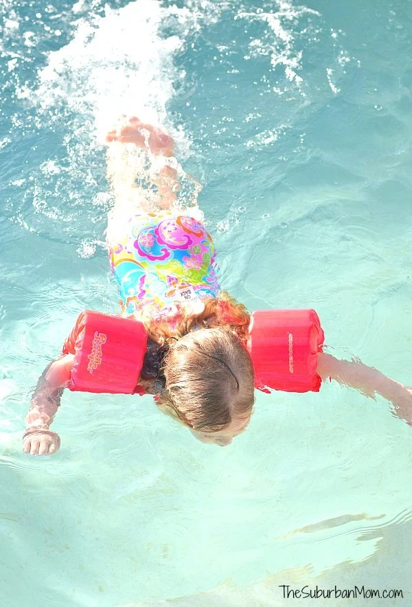Stearns Puddle Jumper Swim