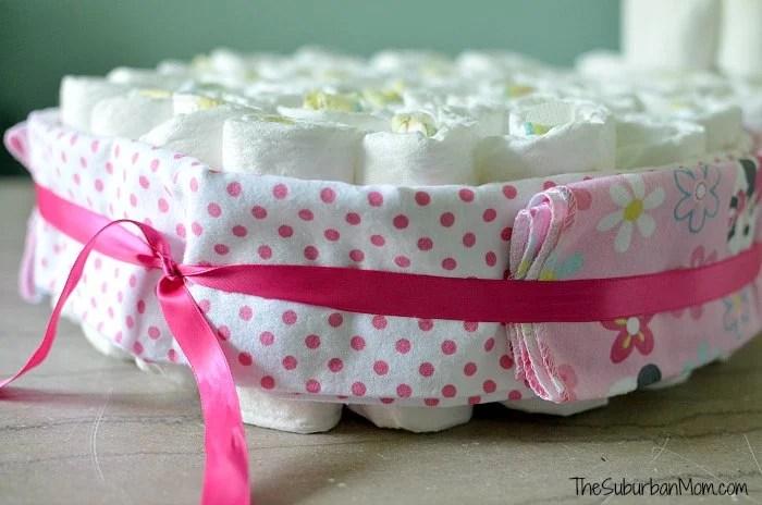 Diaper Cake Base