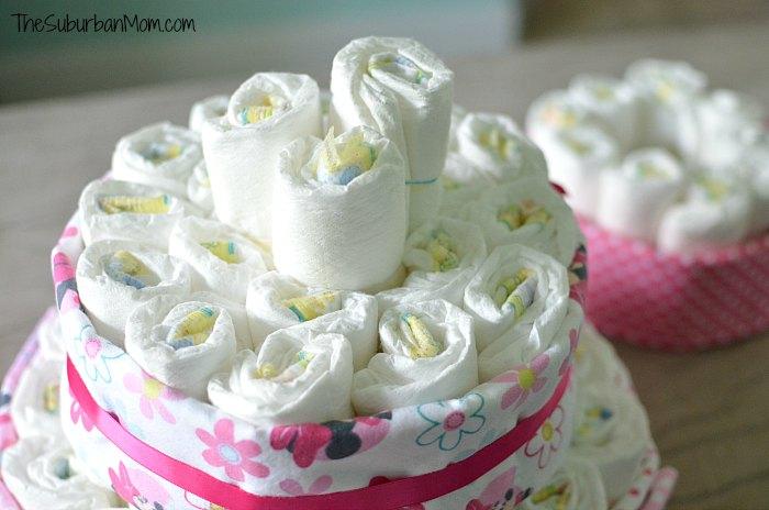 Diaper Cake Tip