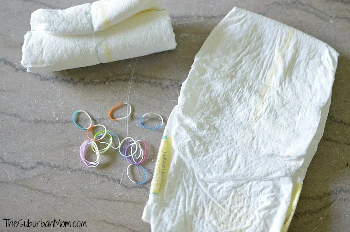 Diapers for Diaper Cake