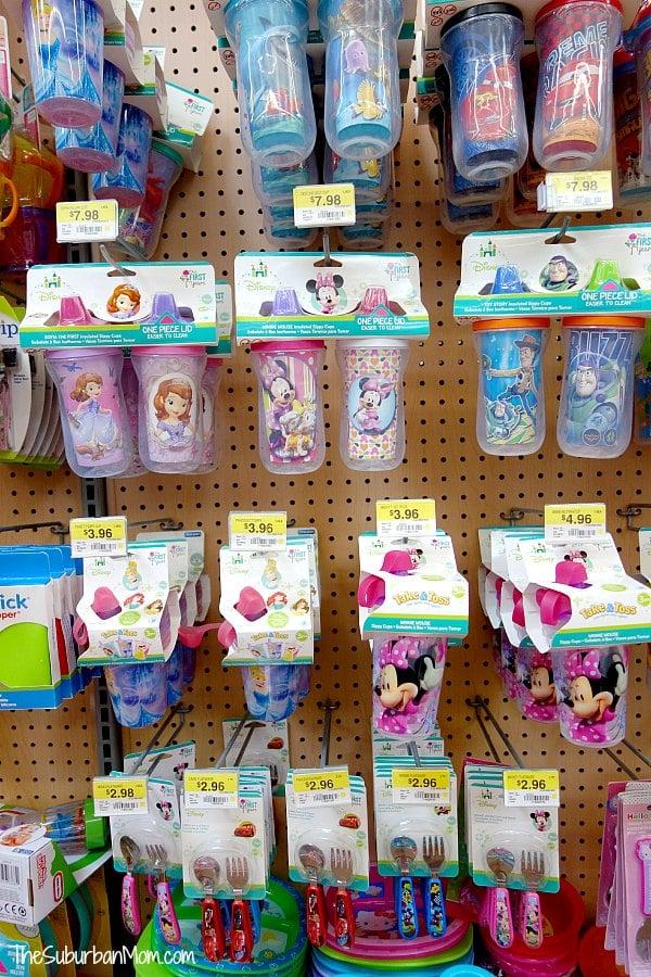 Disney Baby at Walmart