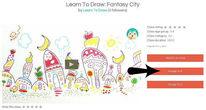 Highbrow Learn to Draw Video