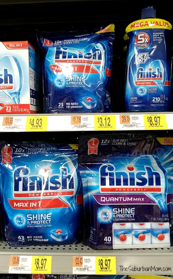 Finish Jet Dry Walmart