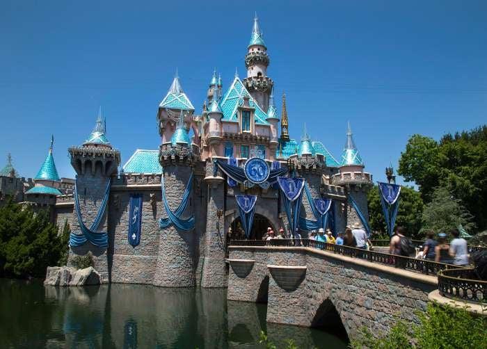 Disneyland Diamond Anniversary