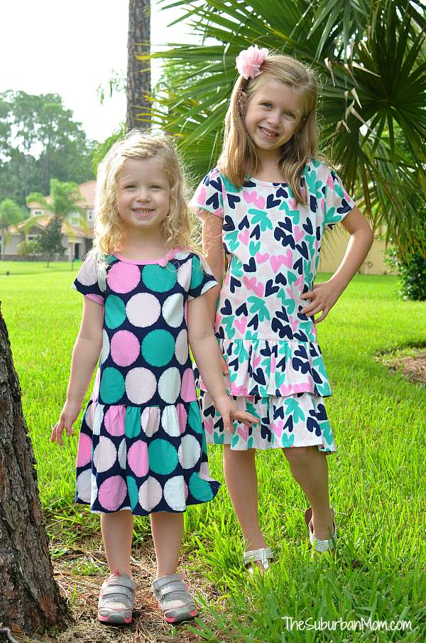 Gymboree Hop and Roll Dress