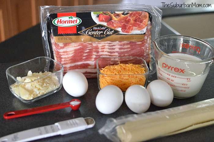 Recipe for Quiche