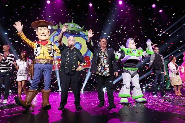 Toy Story 4 Randy Newman John Lasseter