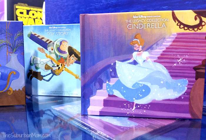 Toy Story The Legacy Collection Cinderella