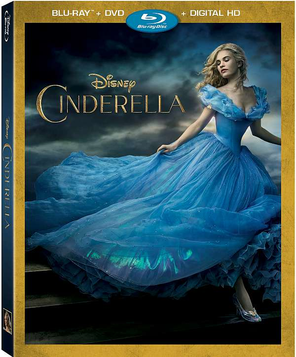 Disney Cinderella Bluray