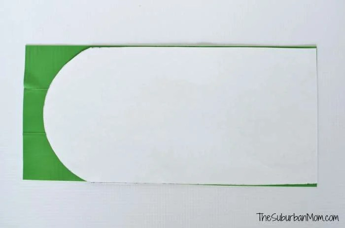 Duct Tape Wallet Template
