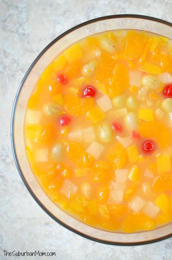 Frozen Fruit Snack
