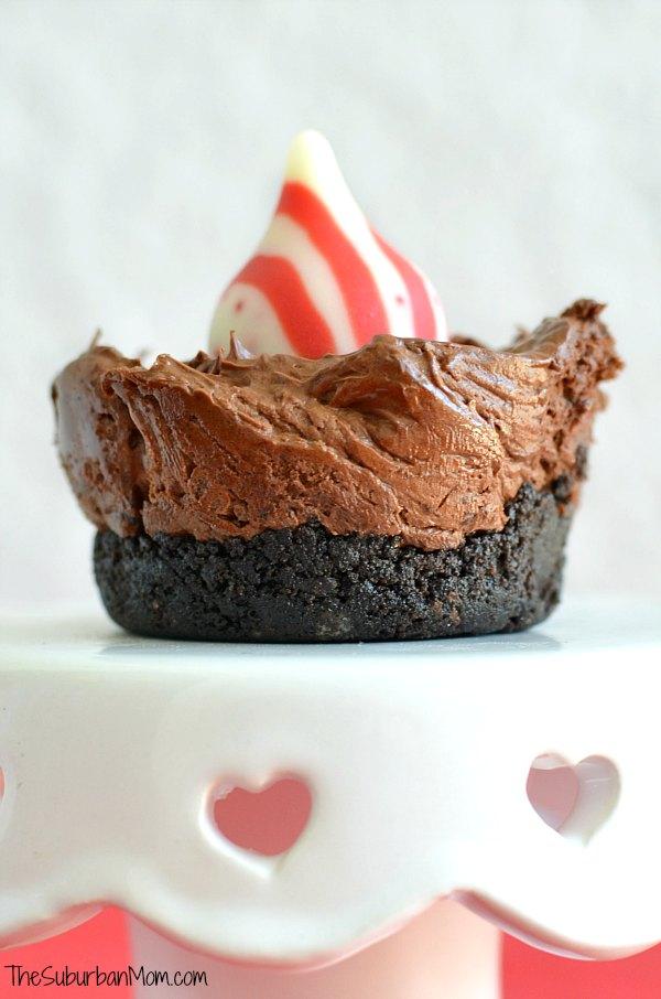 Mini Chocolate Pie