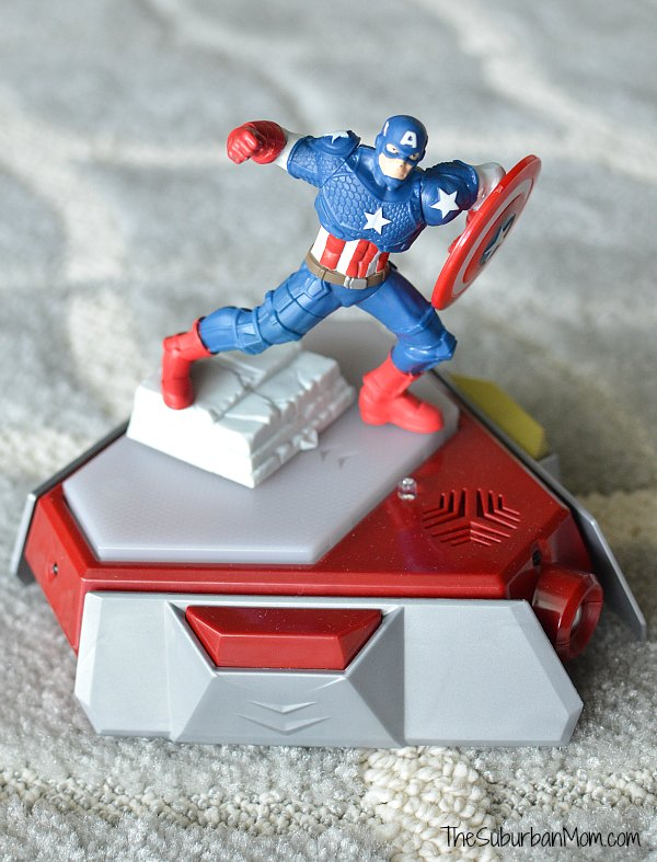 Playmation Captain America