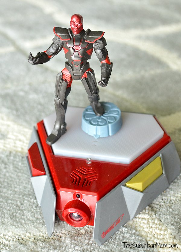 Playmation Iron Skull