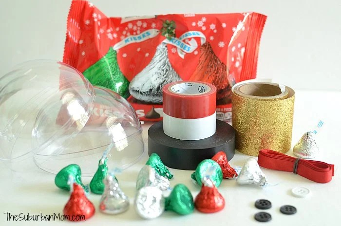 DIY Christmas Ornament Materials