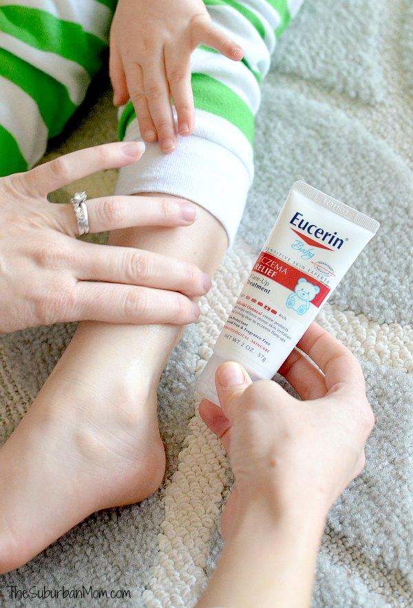 Eucerin Baby Eczema Relief