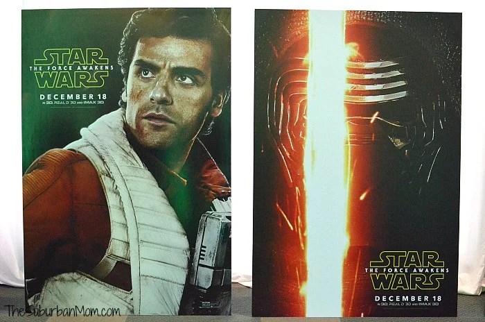 Poe Kalo Ren Star Wars The Force Awakens