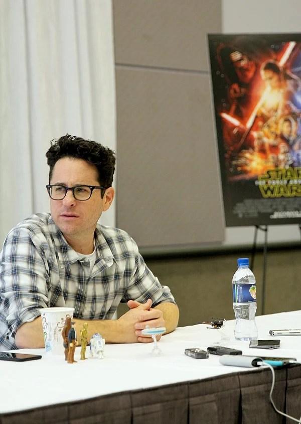 Star Wars The Force Awakens Director JJ Abrams