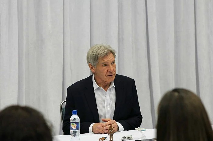 Star Wars The Force Awakens Harrison Ford