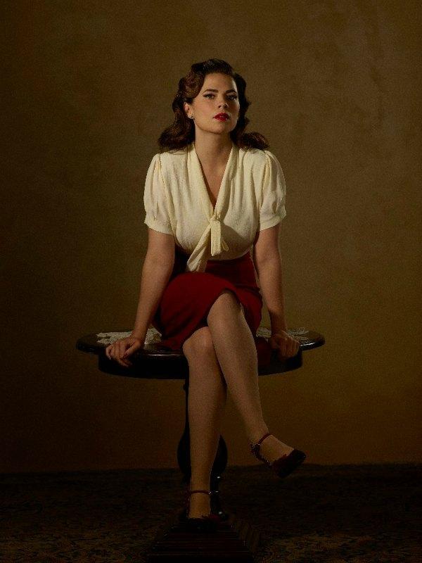 Agent Carter Season 2 Hayley Atwell