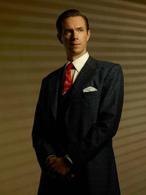 Agent Carter Season 2 James D'Arcy