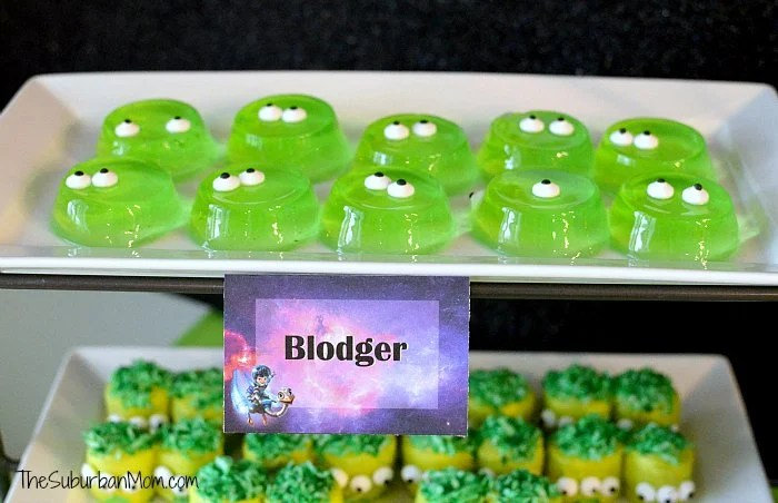 Miles From Tomorrowland Blodger Jello
